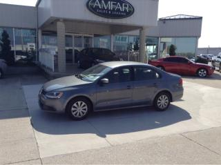 Used 2014 Volkswagen Jetta GREAT GAS MILEAGE / NO PAYMENTS FOR 6 MONTHS !! for sale in Tilbury, ON
