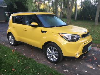 Used 2015 Kia Soul EX+ ECO only 76000 km for sale in Perth, ON