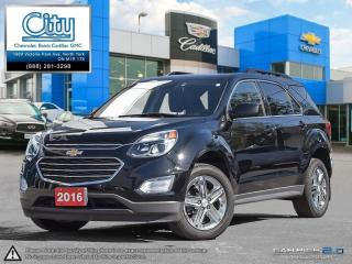 Used 2016 Chevrolet Equinox AWD 1LT for sale in North York, ON