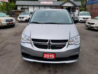 Used 2015 Dodge Grand Caravan SE SXT NO ACCIDENTS,1 OWNER DVD SIRIUS for sale in Brampton, ON