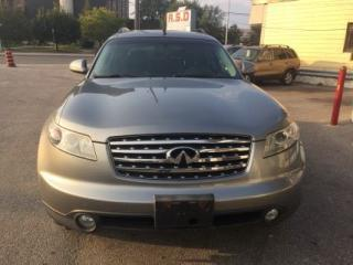 Used 2004 Infiniti FX35 for sale in Scarborough, ON