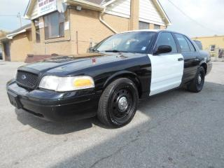 Used 2011 Ford Crown Victoria P71 Police Interceptor 4.6L V8 ONLY 120,000KMs for sale in Etobicoke, ON