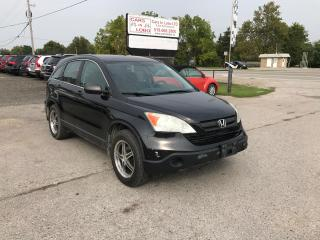 Used 2007 Honda CR-V LX for sale in Komoka, ON
