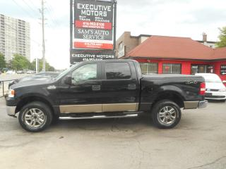 Used 2006 Ford F-150 XLT 4X4 for sale in Scarborough, ON