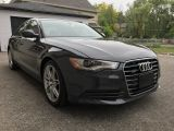 Photo of Gray 2014 Audi A6