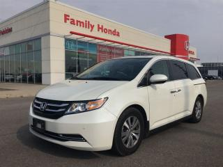 Used 2015 Honda Odyssey EX-L w/Navi for sale in Brampton, ON