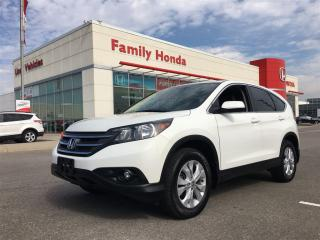 Used 2014 Honda CR-V EX-L for sale in Brampton, ON