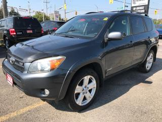 Used 2006 Toyota RAV4 Sport for sale in Waterloo, ON