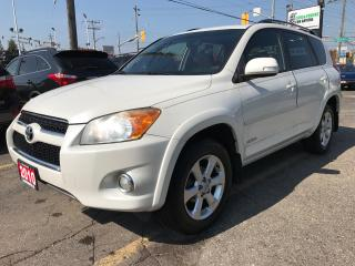 Used 2010 Toyota RAV4 LIMITED  for sale in Waterloo, ON
