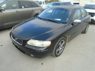 Used 2006 Volvo S60 25T for sale in Innisfil, ON