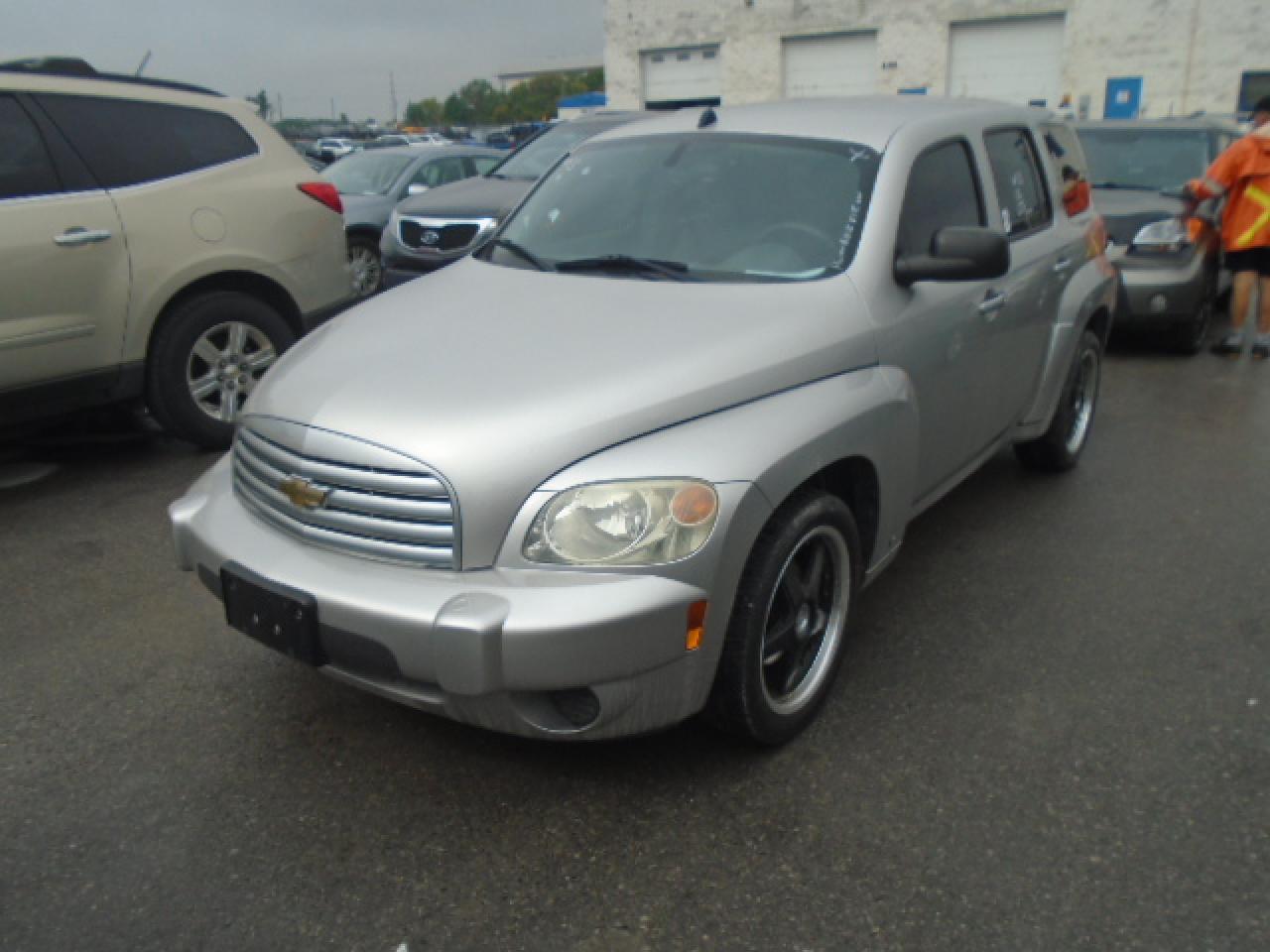 Photo of Silver 2006 Chevrolet HHR