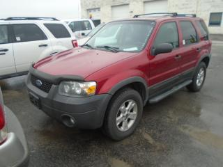 Used 2007 Ford Escape XLT for sale in Innisfil, ON