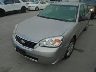 Used 2007 Chevrolet MALIBU LE for sale in Innisfil, ON