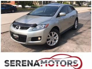 Used 2008 Mazda CX-7 GT | AWD  | NO ACCIDENTS | for sale in Mississauga, ON