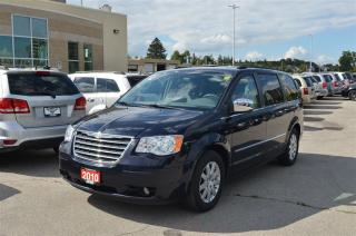 Used 2010 Chrysler Town & Country Touring - pwr doors, heated seats, leather interio for sale in London, ON