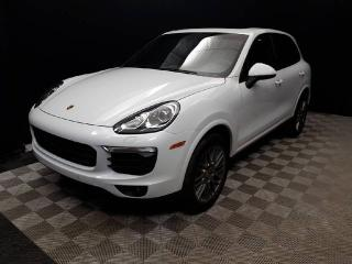 Used 2018 Porsche Cayenne Platinum Edition | CPO | Ext. Warranty | Blind-spot | Panoramic Roof for sale in Edmonton, AB