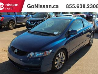 Used 2010 Honda Civic EX-L 2dr Coupe for sale in Edmonton, AB