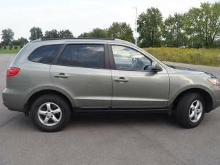 Used 2008 Hyundai Santa Fe GLS Front-wheel Drive for sale in Brantford, ON