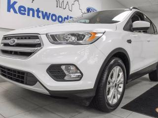 Used 2017 Ford Escape SE 4WD ecoboost with a sunroof, comfortable power seats, back up cam and keyless entry! for sale in Edmonton, AB