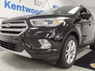 Used 2017 Ford Escape SE 4WD ecoboost with back up cam, sunroof, heated power seats and keyless entry for all your needs for sale in Edmonton, AB