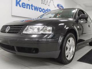 Used 2000 Volkswagen Passat GLX for sale in Edmonton, AB