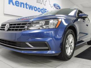 Used 2017 Volkswagen Passat 1.8 TSI Trendline+ with heated seats and a back up cam for sale in Edmonton, AB