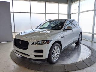 Used 2018 Jaguar F-PACE Low Mileage - Certified Pre-Owned! Original MSRP Over $63,000! for sale in Edmonton, AB