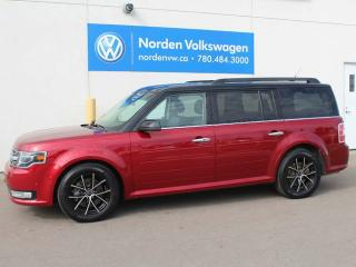 Used 2013 Ford Flex limited for sale in Edmonton, AB