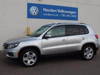 Used 2014 Volkswagen Tiguan Comfortline 4dr All-wheel Drive 4MOTION for sale in Edmonton, AB