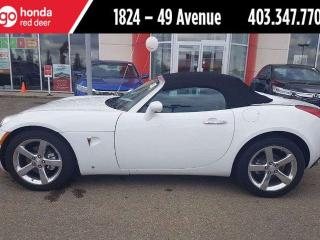 Used 2008 Pontiac Solstice GXP for sale in Red Deer, AB
