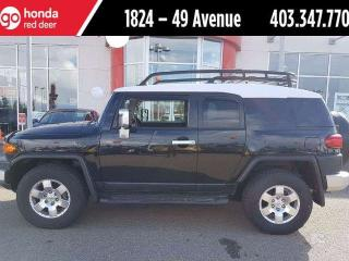 Used 2007 Toyota FJ Cruiser Base for sale in Red Deer, AB