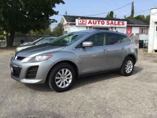 Used 2011 Mazda CX-7 Leather/Roof/BlueTooth/Loaded/Certified for sale in Scarborough, ON