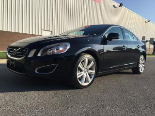 Used 2012 Volvo S60 T5 In Black-Good Service History for sale in Mississauga, ON