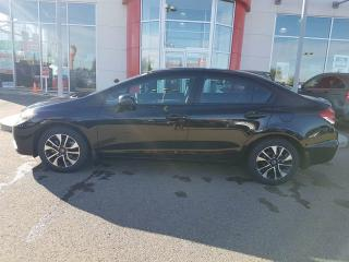 Used 2013 Honda Civic EX for sale in Red Deer, AB