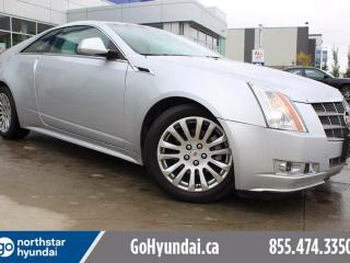 Used 2011 Cadillac CTS LEATHER/SUNROOF/HEATED SEATS for sale in Edmonton, AB