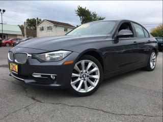 Used 2013 BMW 320i xDrive AWD LEATHER SUN ROOF for sale in St Catharines, ON
