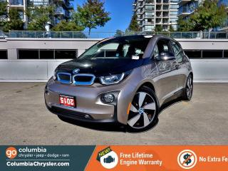 Used 2015 BMW i3 GIGA w/ Range Extender for sale in Richmond, BC