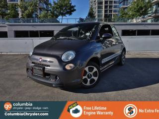 Used 2014 Fiat 500E 500e BATTERY ELECTRIC, NO ACCIDENTS, NO HIDDEN FEES, GREAT CONDITION, LOW MILEAGE for sale in Richmond, BC