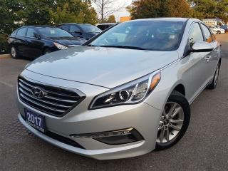 Used 2017 Hyundai Sonata GL-rear camera-super clean for sale in Mississauga, ON