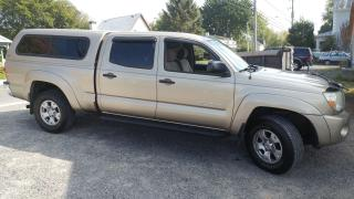 Used 2006 Toyota Tacoma SR5 for sale in Kars, ON