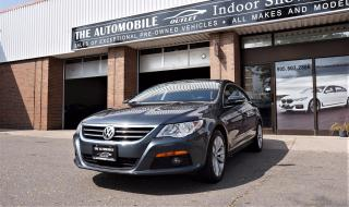 Used 2010 Volkswagen Passat CC Sportline LEATHER NO ACCIDENT for sale in Mississauga, ON