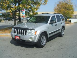Used 2005 Jeep Grand Cherokee Laredo for sale in York, ON