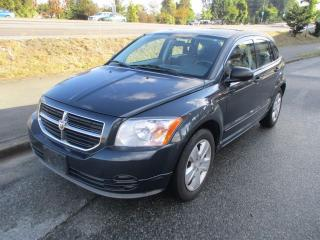 Used 2007 Dodge Caliber SXT for sale in Surrey, BC
