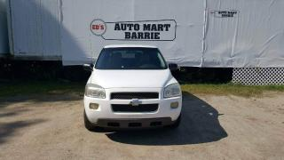 Used 2007 Chevrolet Uplander LS for sale in Barrie, ON