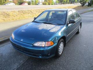 Used 1994 Honda Civic LX for sale in Surrey, BC