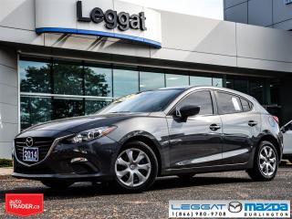 Used 2014 Mazda MAZDA3 GX-SKY for sale in Burlington, ON
