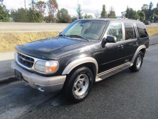 Used 1999 Ford Explorer Eddie Bauer for sale in Surrey, BC
