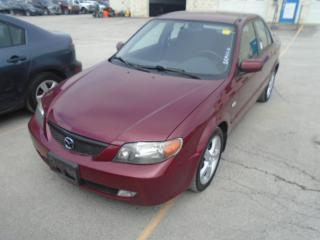 Used 2003 Mazda Protege for sale in Innisfil, ON