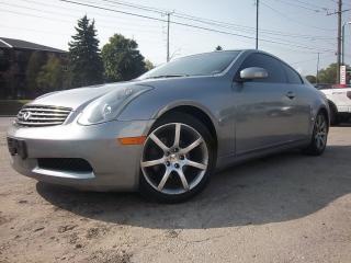 Used 2004 Infiniti G35 for sale in Whitby, ON