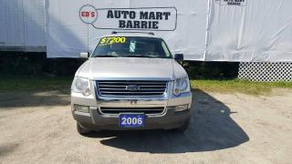 Used 2006 Ford Explorer XLT for sale in Barrie, ON